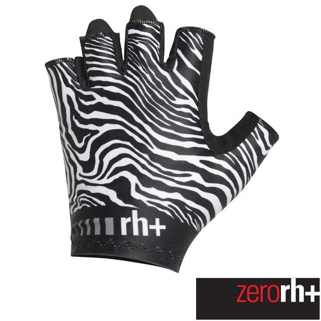 【ZeroRH+】義大利自行車手套(黑/白 ECX9102_24Z)