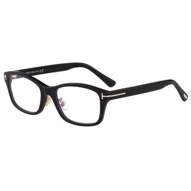 【TOM FORD】抗藍光 光學眼鏡(黑色)