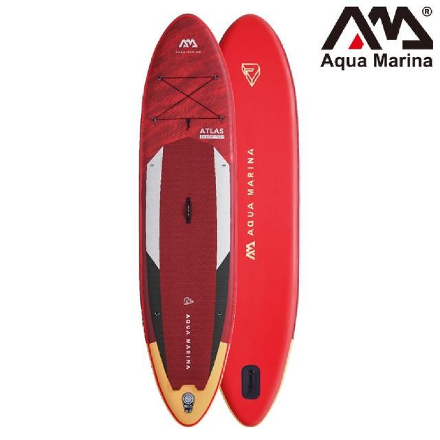 【Aqua Marina】BT-21ATP 充氣立式划槳-進階型 Atlas(立槳、划槳、獨木舟、立式划槳)