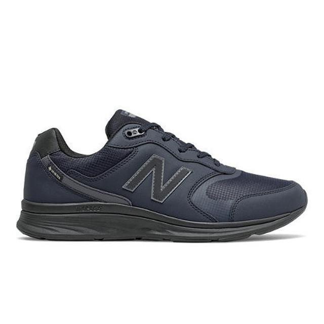 【NEW BALANCE】休閒鞋 880 4E 超寬楦頭 男鞋 紐巴倫 Gore-Tax 防潑水 穿搭 藍 黑(MW880GD4)