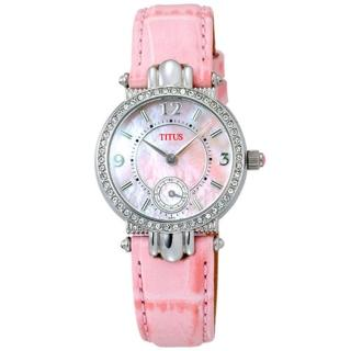 TITUS鐵達時 時尚公主氣質腕錶06-1096-003(M)