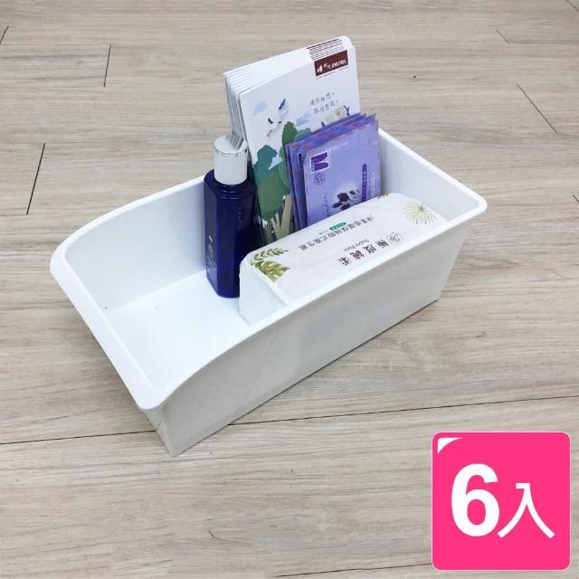 【魔法廚房】廚櫃整理收納盒附輪(6入)