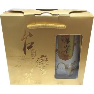【新鮮手採茶】大禹嶺茶禮盒(2罐裝x2組/特價)