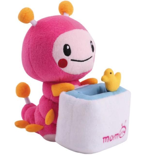 【MOMO】7吋momo絨毛娃娃置物座