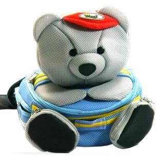 鐵馬生活可愛熊前置 背 包