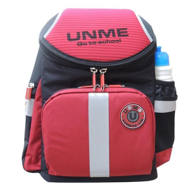 【UnMe】運動版超輕人體工學書包(紅色)