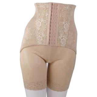 (蓓氏嘉)腰夾式收腹美體塑身褲-膚 NO.7731