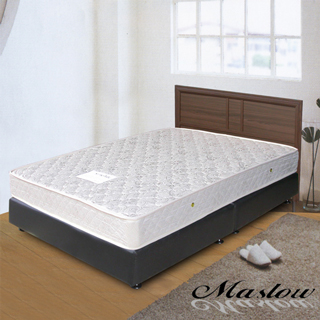 (Maslow-簡約主義)胡桃加大床組-6尺(不含床墊)