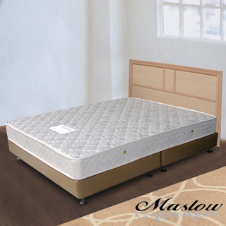 (Maslow-簡約主義)白橡單人床組-3.5尺(不含床墊)