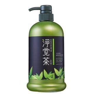 【淨覺茶】天然茶籽蔬果碗盤洗潔液(800mlx6瓶)