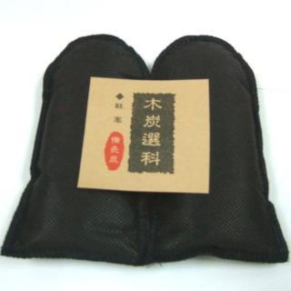 【極品備長炭】備長炭鞋塞(2雙)