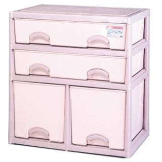 STYLEHOUSE DOLEDO-BNW735A優品抽屜式整理櫃( 二橫二直抽)1入