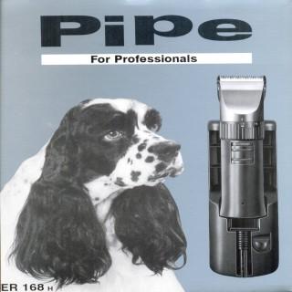 PiPe牌煙斗牌寵物電剪ER168H加送五項剃毛工具組