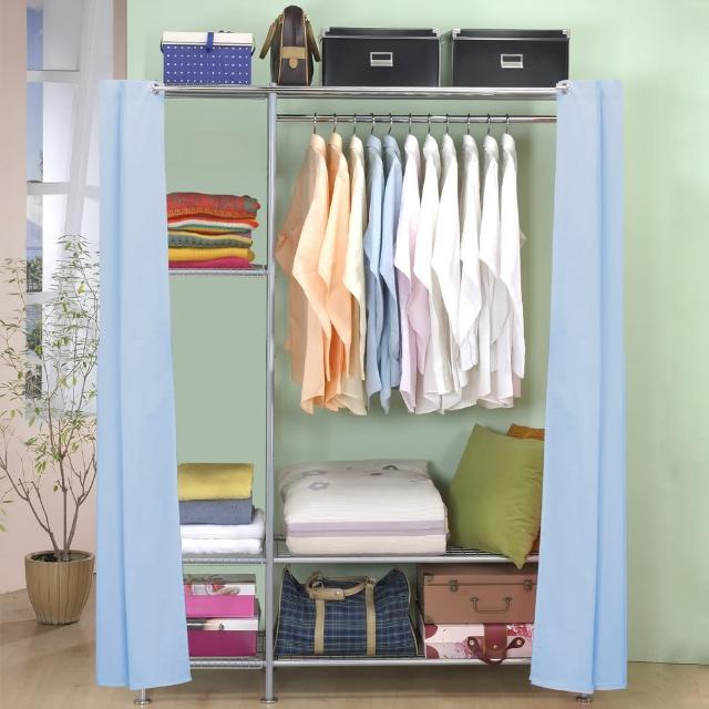 【巴塞隆納】W3型90公分+W4型34公分衣櫥櫃