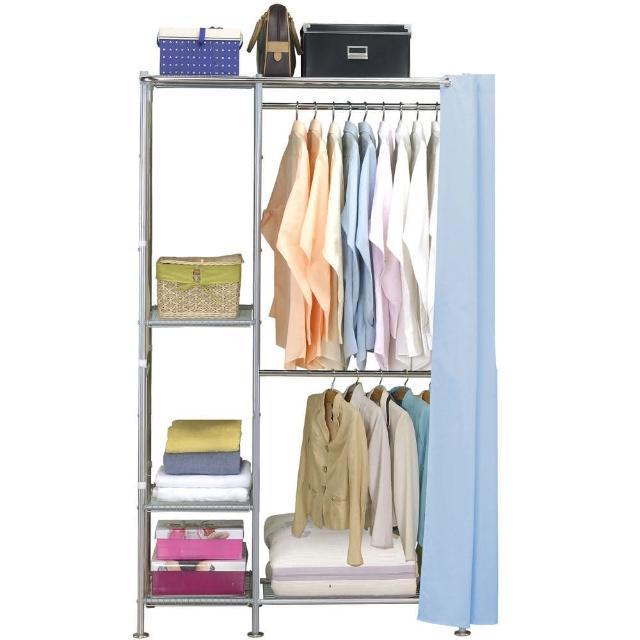 【巴塞隆納】W2型60公分+W4型34公分衣櫥櫃