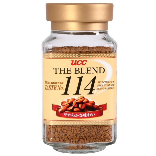 【UCC上島咖啡】114咖啡(90g)