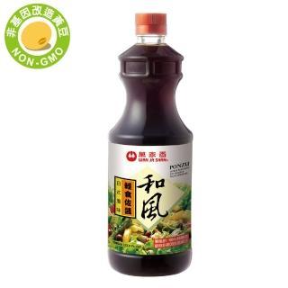 【萬家香】日式和風輕食佐醬(1000ml)