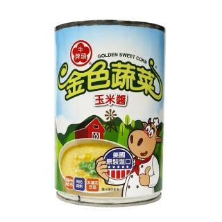 【牛頭】玉米醬418g