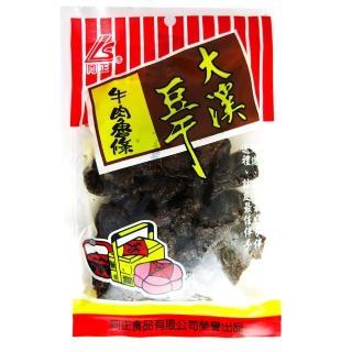 【同正】大溪豆干-牛肉魯條80g