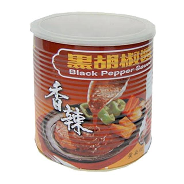 《台塑》2號黑胡椒醬850g