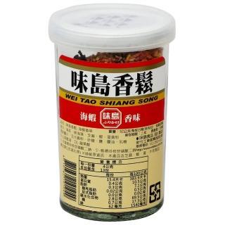《味島》海蝦香鬆 52g