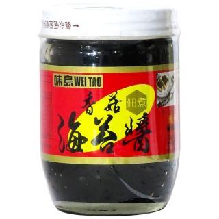 《味島》香菇海苔醬 190g