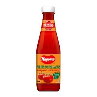 【可果美】蕃茄醬(340g)
