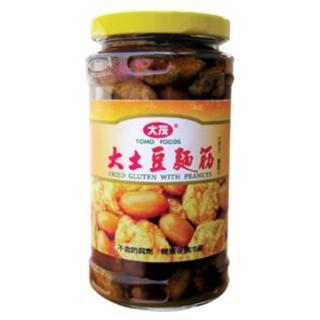 《大茂》大土豆麵筋 375g