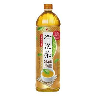 【光泉】冷泡茶-冰釀烏龍1235ml*12瓶