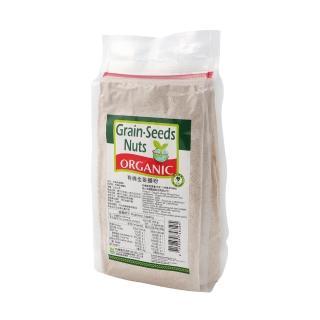 【康健生機】有機全麥麵粉(500g)