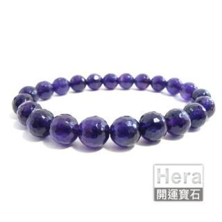HERA氣質切面紫水晶手珠