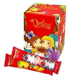 【親愛的】紅˙巧克力-不加糖(20包)