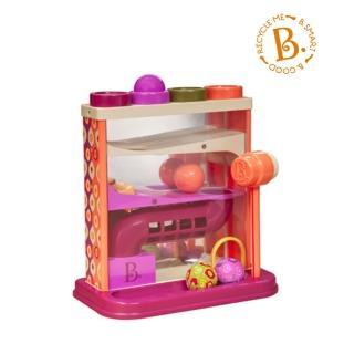 【美國B.Toys】B.Toys哇哈搥搥球