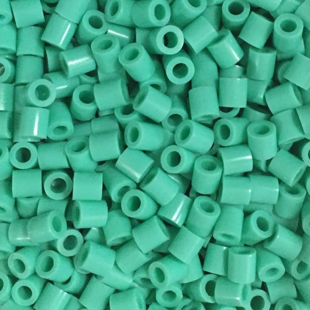 《Perler 拼拼豆豆》1000顆單色補充包-11淺綠色