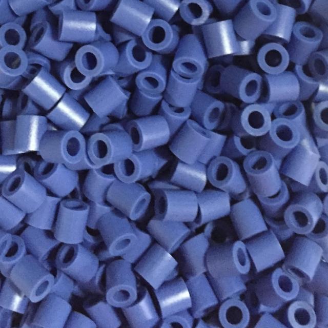 《Perler 拼拼豆豆》1000顆單色補充包-70藍紫色
