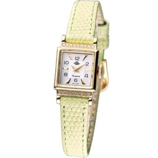 【Rosemont】諾依斯特系列 時尚錶(TRS017-01-GN淡綠色)