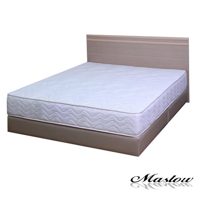 (Maslow-美學主義白橡)雙人床組-5尺(不含床墊)
