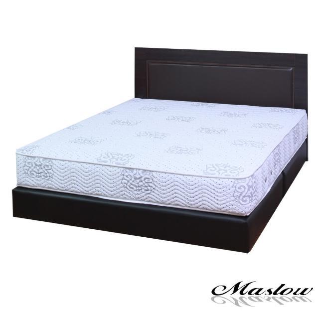 (Maslow-極簡主義胡桃)加大床組-6尺(不含床墊)