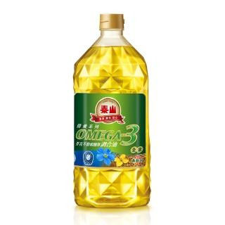 【泰山】Omega3芥花不飽和健康調合油(2L)
