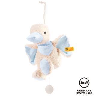 【STEIFF德國金耳釦泰迪熊】Gadwall 鴨子(嬰幼兒音樂鈴)