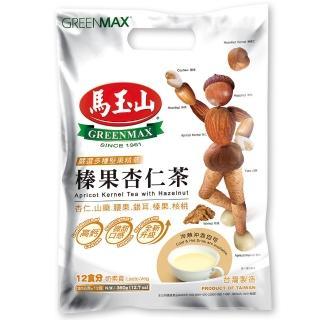 【馬玉山】榛果杏仁茶(30g*13小包/袋)