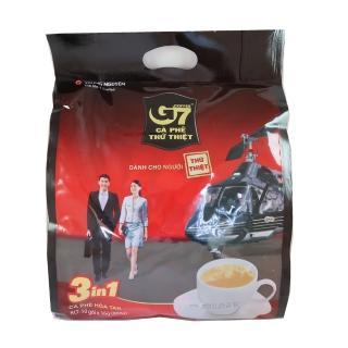 【G7】三合一即溶咖啡(16g*50包-新包裝)