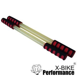 【X-BIKE 晨昌】健康好棒 臂力訓練 體操棒 握力棒 台灣精品 UB-8816-M(直徑2.5公分)