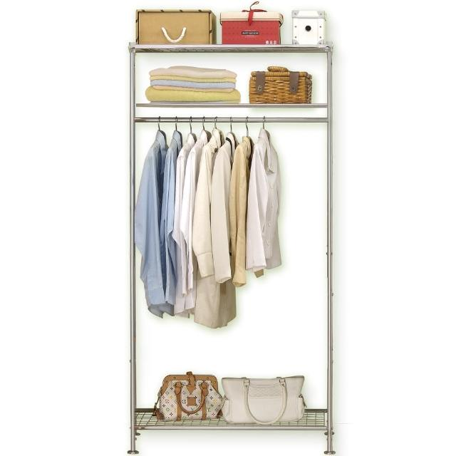 【巴塞隆納】WP3型90公分衣櫥架(無防塵)