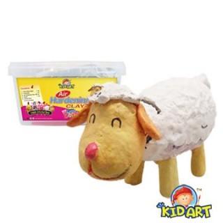 【KID ART】美國手作原色塑型黏土(甜美羊)