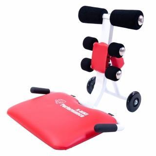 【Performance X-BIKE】10800 美體新主張-美腹機(美背、塑腰、瘦腹、伸展)