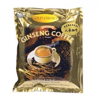 【馬來西亞 暢銷品牌】金寶人蔘咖啡(20gx20小包)