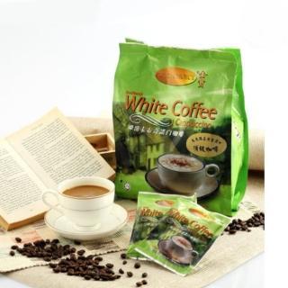 【馬來西亞 暢銷品牌】金寶卡布奇諾白咖啡(25gx20小包)