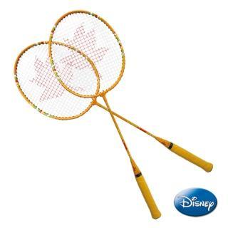 【酷博士】迪士尼DISNEY。溫馨小熊維尼羽球拍對拍(附拍袋)