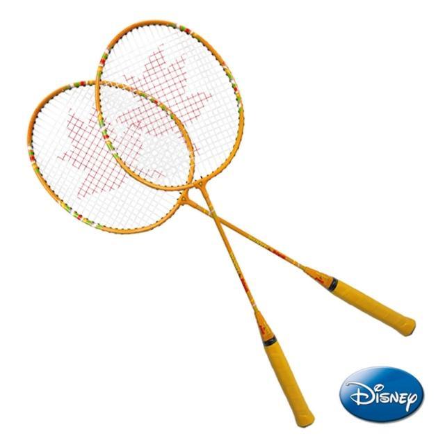 【酷博士】迪士尼DISNEY。溫馨小熊維尼羽球拍對拍